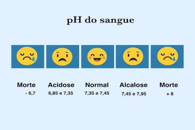 pH do sangue: Valores ideais, como medir e sintomas