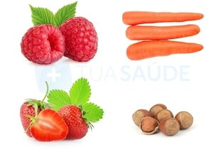 Alimentos para uma pele saudável