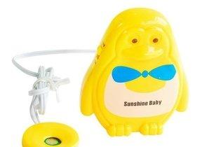 Tratamento para incontinência urinária infantil