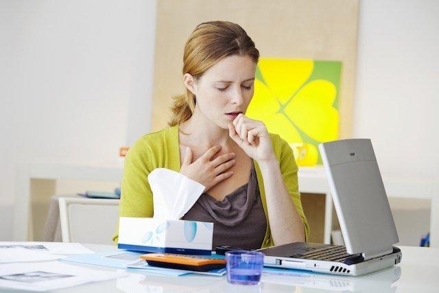 Causa de la tos alérgica y cómo tratarla