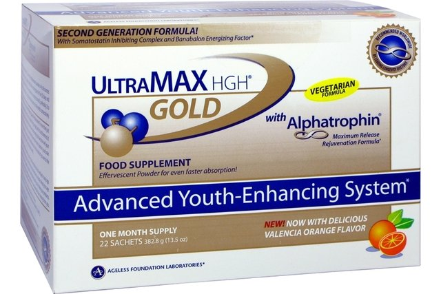 Ultramax Hgh gold