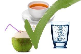 Bebidas aconselhadas para o fígado