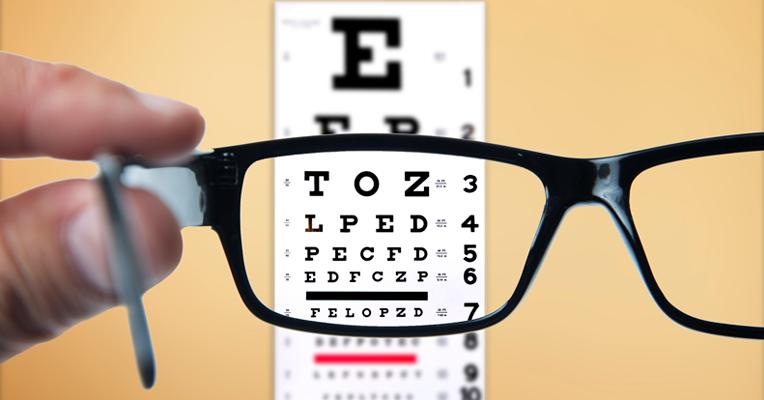 a515959f7 Exame de Vista: como é feito e principais tipos - Tua Saúde