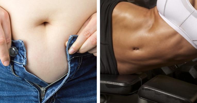 como perder barriga e estomago rapido