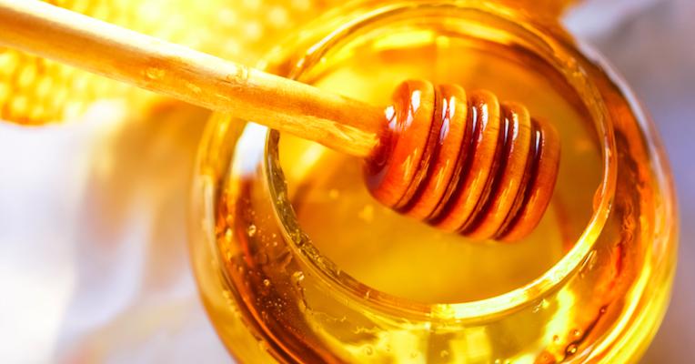 hidratação para cabelos cacheados mel