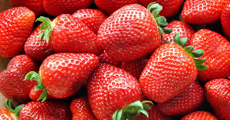 frutas que emagrecem morango