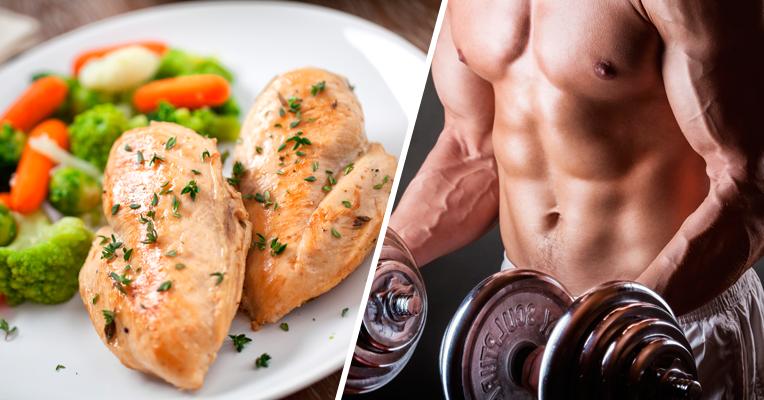 Dieta da proteína permitidos