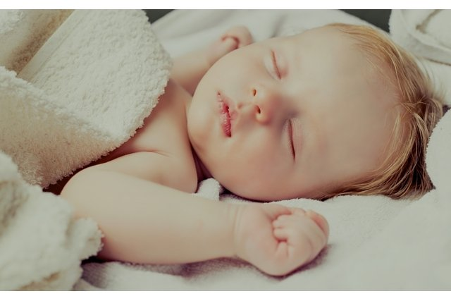 Bebê com 2 meses