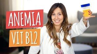 Alimentação para Curar a Anemia | Vit B12