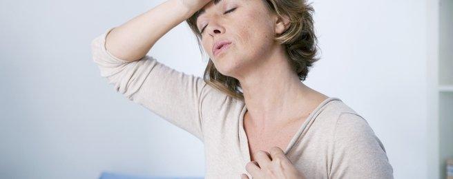 Saiba se pode ser menopausa