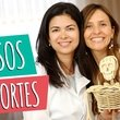 Ossos Fortes Sempre  Tati & Marcelle   Como tratar osteopenia e osteoporose