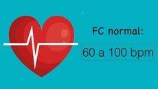 Qual a Frequência Cardíaca normal, alta e baixa