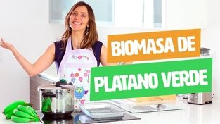 Biomasa de plátano verde: para qué sirve y cómo prepararla
