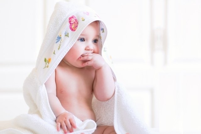 Bebê com 6 meses