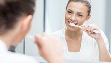 5 pasos para lavarse los dientes correctamente
