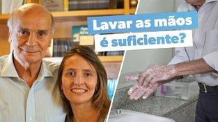 Entenda porque lavar as mãos te protege dos vírus | com Drauzio Varella