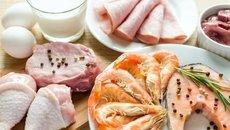 Alimentos ricos en vitaminas del complejo B