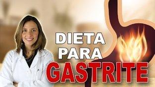 Dieta para la gastritis- qué comer