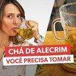 Os poderosos benefícios do CHÁ DE ALECRIM