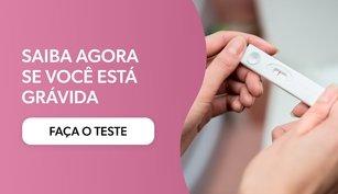 Imagens ilustrativa de Teste de gravidez online