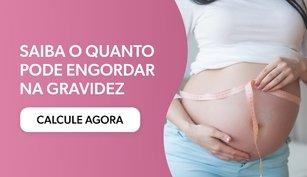 Imagens ilustrativa de Saiba quantos quilos você pode engordar nesta gravidez