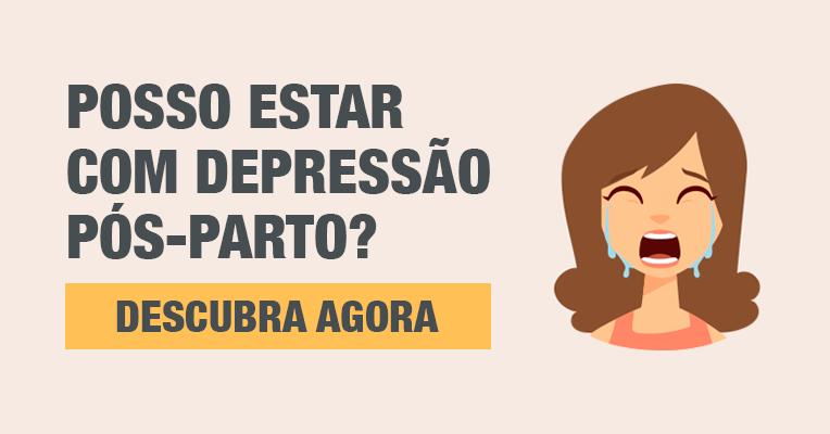 Imagens ilustrativa de Teste para saber se estou com Depressão Pós-Parto